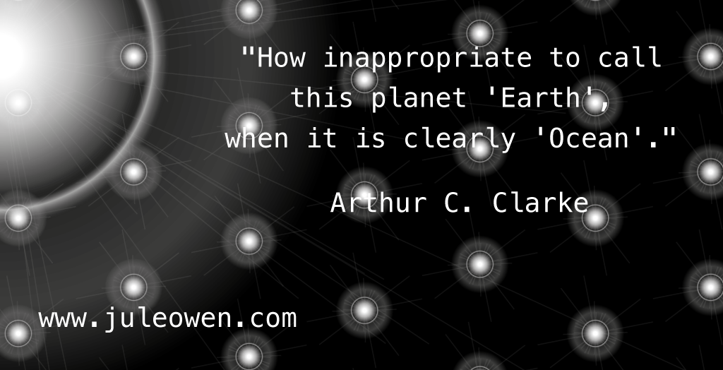 quotes-earth-ocean-clarke